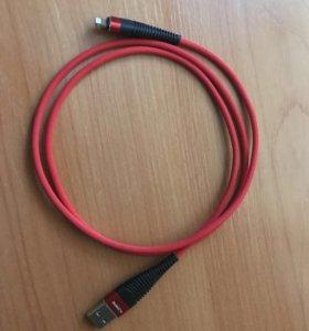 Продам сверхпрочный кабель на iPhone !