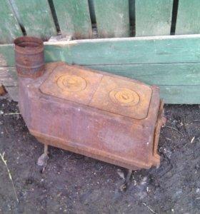 Печь садовая завод чугун