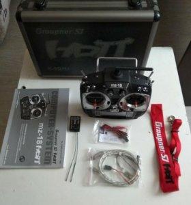 Rc аппаратура Graupner MZ-18 новый