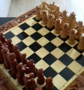 Шахматная доска/Нарды
