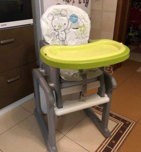 Детский стул трансформер Baby Design Candy