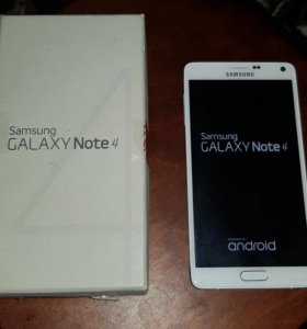 Samsung Galaxy Note 4 LTE