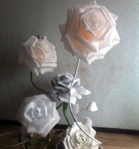 Цветы-гиганты для оформления интерьера