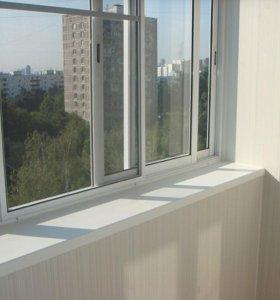 Раздвижные Москитные сетки на балкон.