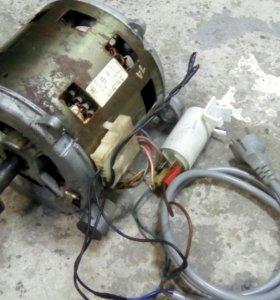 Мотор, двигатель электро.