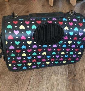 Переноска (сумка) для кошек/собак