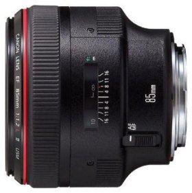 Обьектив Canon L85