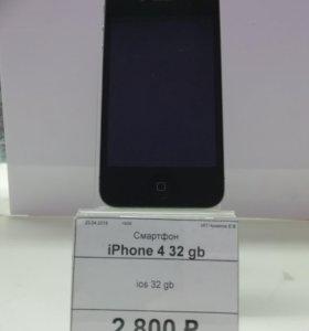 iphone 4S 16 gb и 4 32 gb