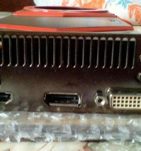 Видеокарта HD 5870