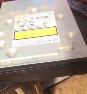 Cd/dvd дисковод