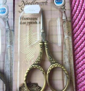 Ножницы для рукоделия в ассортименте