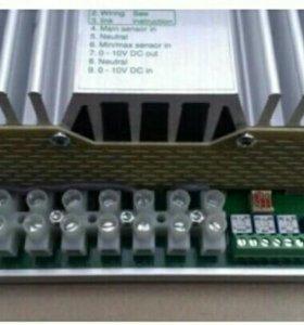 Семисторный регулятор температуры Regin TTC 25