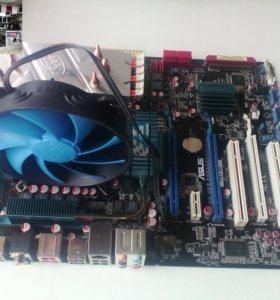 Intel® Xeon® X5660 (12*3.0 Tb)/AsusP6TSE/DeepCool