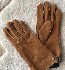 Новые перчатки JOOP!