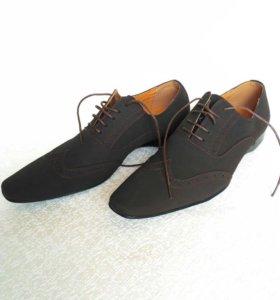 Новые туфли, натуральная кожа