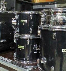 Барабанная установка Hohner