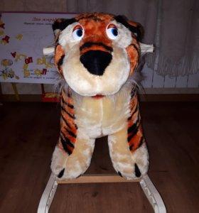 тигр-качалка