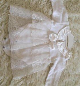 Платье - боди на девочку