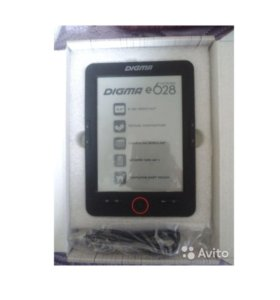 Продам электронную книгу Digma e628