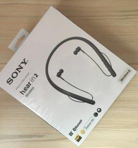 Беспроводные наушники Sony h.ear in 2