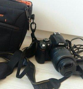 Nikon D5000 18-55mm