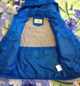 куртка -ветровка 122-128см
