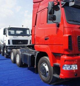 Работа водителем грузовика