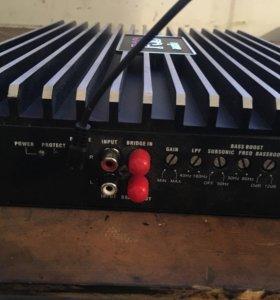 FSD AMP750.1d 1200watts
