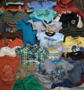 Пакет одежды, 116