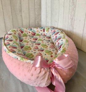 Новое Гнездышко кокон для новорожденных