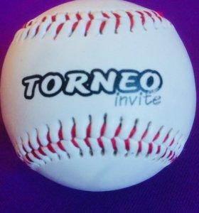Мяч бейсбольный Торнео