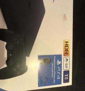 Sony Playstation 4. 1tb