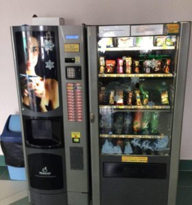 Кофейные аппараты с холодильным оборудованием
