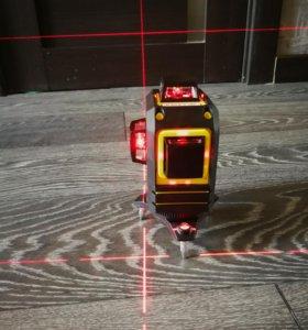 Нивелир, лазерный уровень, построитель плоскостей