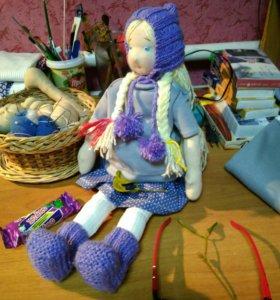 Создаю и продаю кукол для ваших девочек.