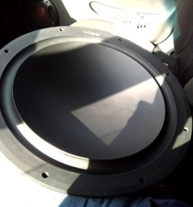 Сабвуферный динамик Vibe slick 15s 1500watt