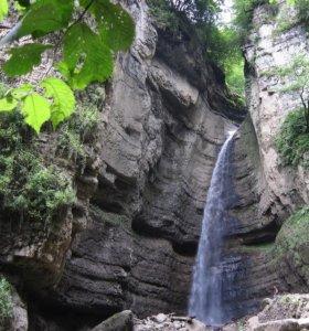 24 ноября тур на Чегемские водопады