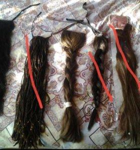 Волос искуственный