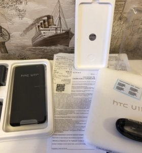 Новый HTC U11 plus 6/128GB