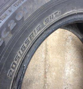 Резина Dunlop 205/65R15