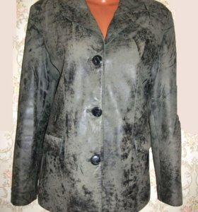 Куртка из натуральной кожи р.46-48