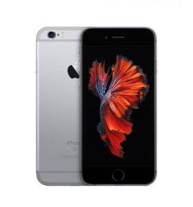 iPhone 6s 32gb space gray Ростест