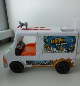 Машинка Ugglys Pet Shop со звуками
