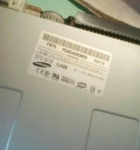 1.44 MB SAMSUNG SFD-321B / LHSE REV.T5 ГРЕЙ GW MNR