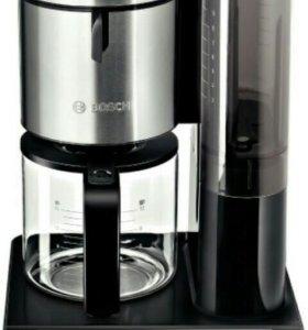 Кофеварка Bosch TKA 8633/01 в отличном состояние