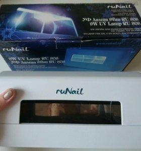 Ультрафиолетовая лампа ruNail