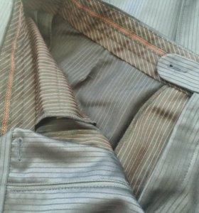 Костюм мужской брюки и пиджак