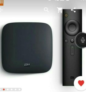 Оригинал Xiaomi MI BOX Android 6.0 Смарт