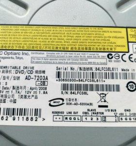 DVD привод Sony NEC