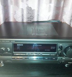 Technics receiver SA-EX510 (ресивер) с пультом